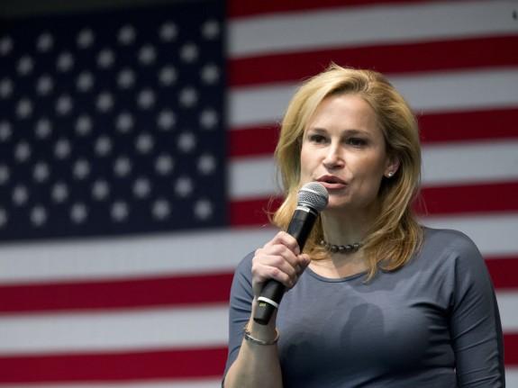 Heidi Cruz, wife of Ted.