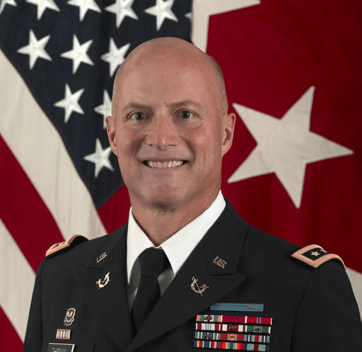 """In this photo provided by the U.S. Army, Lt. Gen. Dana Chipman. The House Benghazi committee's Republican chairman is ignoring statements by his own former lawyer indicating that the U.S. military acted properly on the night of the deadly Sept. 11, 2012, attacks in Libya, the panel's Democrats said. Reps. Elijah Cummings, D-MD, and Adam Smith, D-WA, cite comments by retired Army Lt. Gen. Chipman, who served as chief counsel for Republicans on the Benghazi panel from August 2014 until last January. Chipman """"repeatedly commended the military's actions on the night of the attacks during closed interviews with Defense Department officials,"""" Cummings and Smith wrote. (U.S. Army via AP)"""