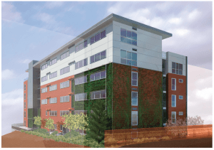 A Summit Ave microhousing project