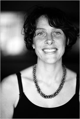 Laura Culberg (Image: Sweatbox Yoga)