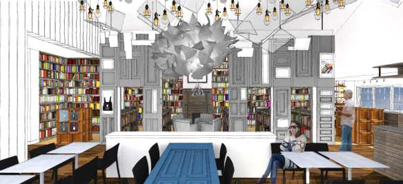 Inside the new Ada's (Image: Board and Vellum)