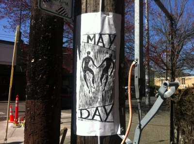 Spotted on a Capitol Hill utility pole this spring (Image: CHS)