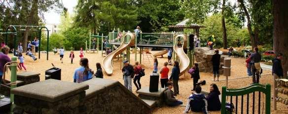 Playground Crowd