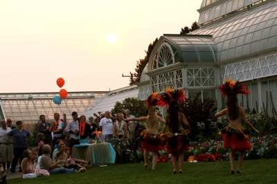 A happier day at the Conservatory in the summer of 2010 (Image: CHS)
