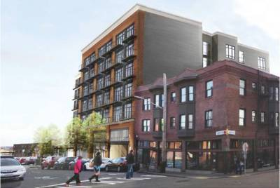 14th Ave's under-construction REO Flats