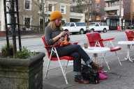 Hill Style: Knitting at Bauhaus