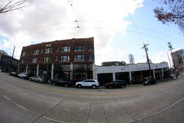 Developer acquires Bauhaus building, plans half-block of Pike/Pine mixed-use