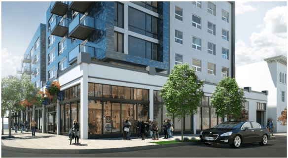 The developers at 600 E Pike are working to stop changes to the Pike/Pine conservation incentives