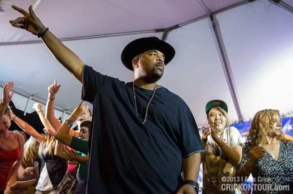 Sir Mix-A-Lot @ Dick's Drive-In 60th Anniversary