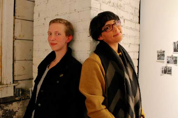 Ava Cole and Lauren Othon of Golden Space