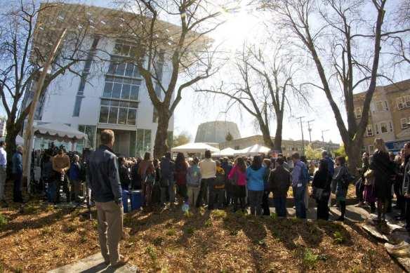 The Bullitt Center opened in April, 2013 (Image: CHS)