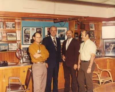 The Klineburger brothers (Photo: The Sammamish Heritage Society)