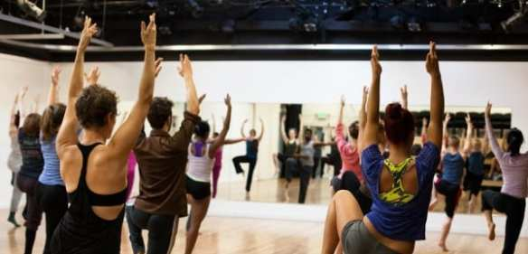Velocity co-founder Michele Miller's Class (Photo: Velocity)