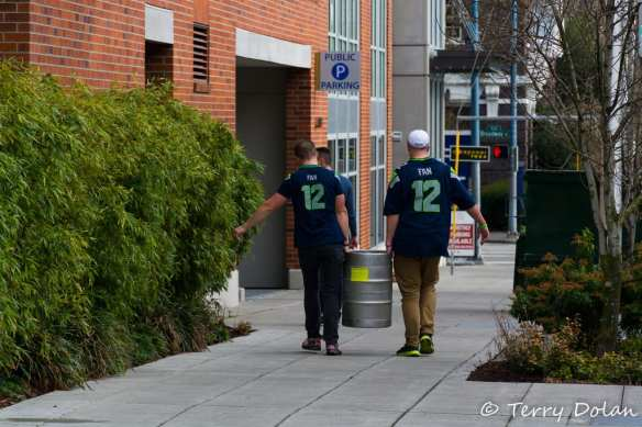 These guys are ready for the game by Terry Dolan via Flickr