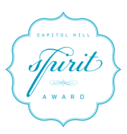Press Release_Capitol Hill Chamber to Award Cathy Hillenbrand the 2014Spirit Award at State of the Hill