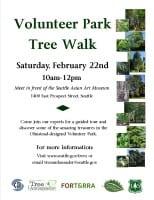 Tree Walk Flyer