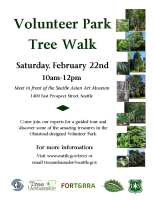 Tree Walk Flyer