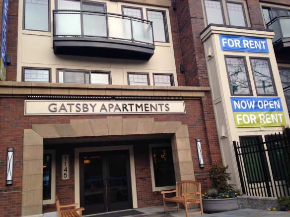 10th Ave E's newly opened Gatsby Apartments (Image: CHS)