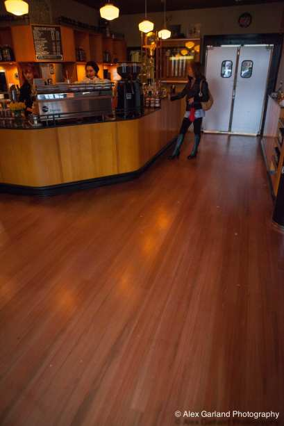 Vita has new floors, same crew of one-of-a-kind Vita baristas. Vita pairs many of its rookies to work with  the E Pike veterans