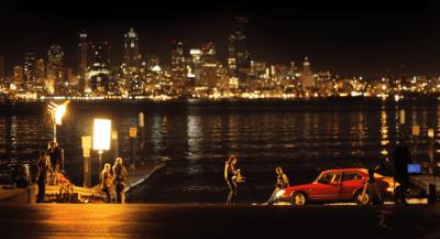 A scene shoot across the bay in West Seattle (Image: Seattle.gov)