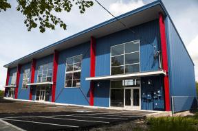 Lifelong's new building in Georgetown