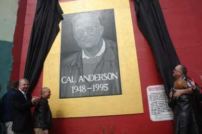 Cal Anderson mural is not for sale (Image: CHS)