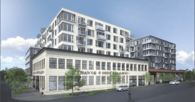 This Avalon-backed project at 10th and Union is big -- and helped inspire changes  to the incentive rules