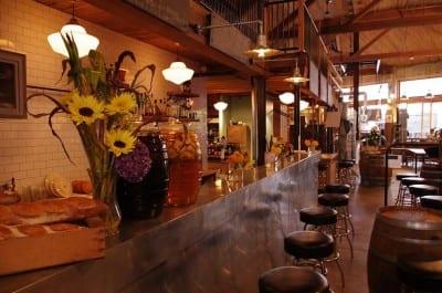Bar Ferd'nand I inside Melrose Market (Image: Bar Ferd'nand)