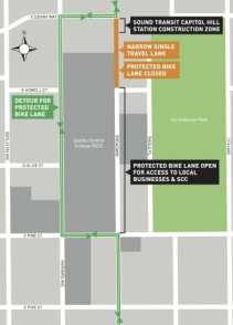 For more on the bikeway, check out the Seattle Bike Blog