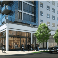 "600 E Pike — ""a seven-story, 250 to 300-unit development with 20,000 square feet of retail and parking for 300 vehicles"""