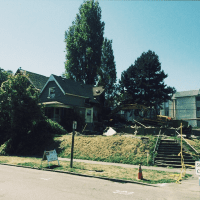 The demolition made our This week in Capitol Hill pictures