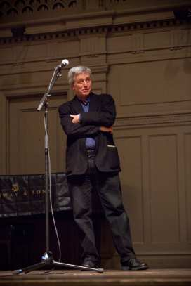 Rick Simmonson of Elliott Bay Book Co. in 2010