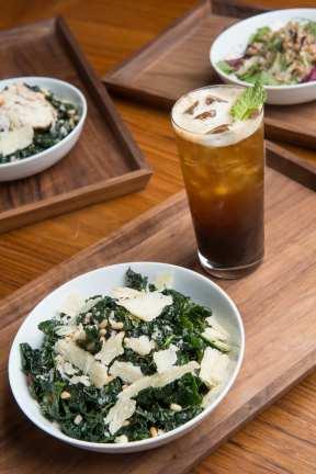 Starbucks Reserve Roastery and Tasting Room_Black Kale, Calabrian Chili and Pinenut Salad