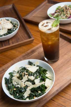 Starbucks Reserve Roastery and Tasting Room_Black Kale, Calabrian Chili and Pinenut Salad