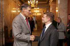 Pedersen -- doubtlessly, informing Governor Inslee of your Capitol Hill priorities