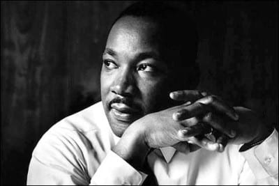 Martin Luther King Jr. (discoverblackheritage, flickr)