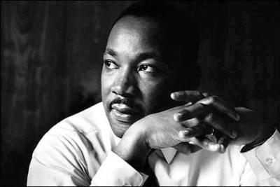 Martin Luther King Jr. (discoverblackheritage, flickr)