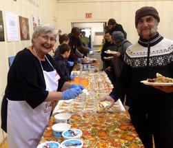 (Image: Community Lunch on Capitol Hill)