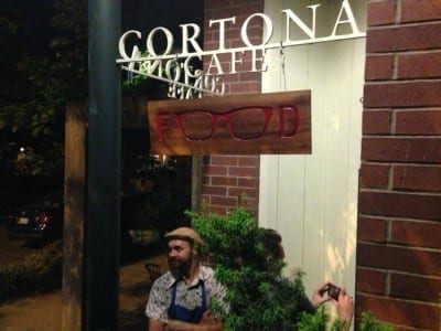(Image: Food at Cortona)