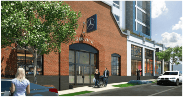 The future of service in Pike/Pine -- here's what the AVA Capitol Hill will look like