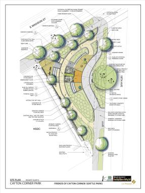Cayton Site Plan
