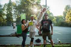 The Hop's annual tennis tournament is where sport and fashion meet... in Volunteer Park (Image: CHS)