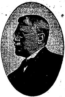 Robert Calley circa 1907.  Image: Seattle Times.