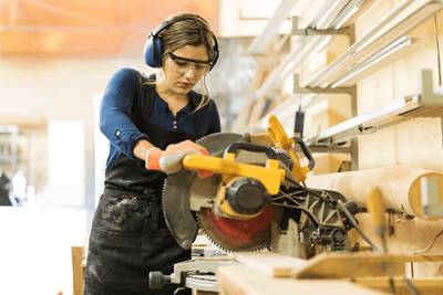 Woodworking for Women | Seattle Central College - Continuing Education