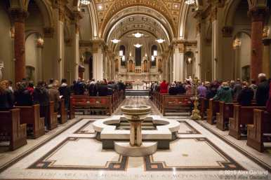 St. James Homeless Memorial Mass - 1 of 6
