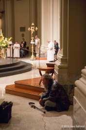 St. James Homeless Memorial Mass - 2 of 6