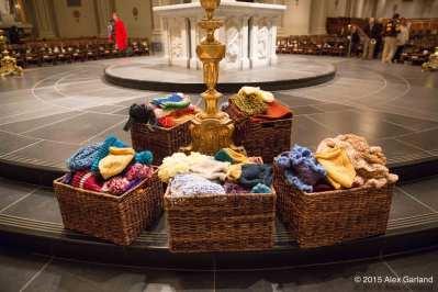 St. James Homeless Memorial Mass - 6 of 6