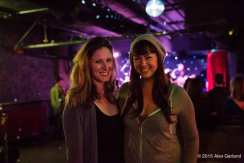 Chop Suey Co-owners Brianna Rettig (left) and Erin Carnes