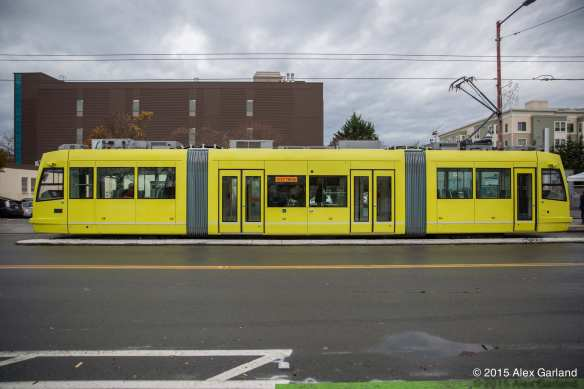 The First Hill Streetcar