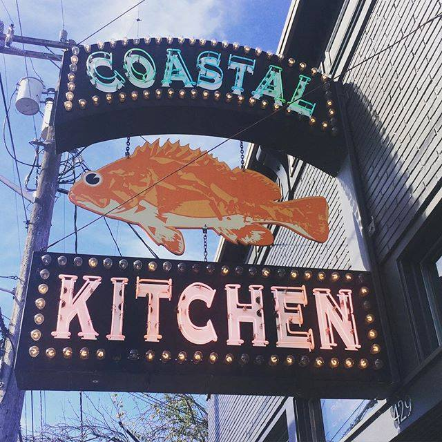 Coastal Kitchen Seattle Wa: Coastal Kitchen Sets Sail Under